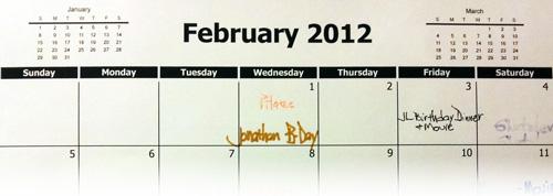 February pronunciation